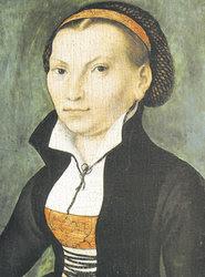 Katherina von Bora Luther