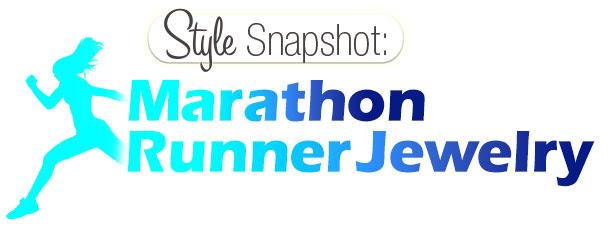 Marathon Runner Jewelry