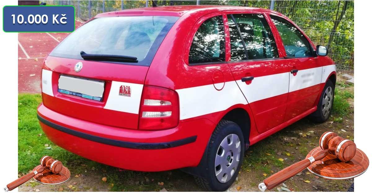 Do 31.12.2019 Výběrové řízení na prodej automobilu Škoda Fabia Combi. Min. kupní cena 10.500 Kč, ➡️ ID673206