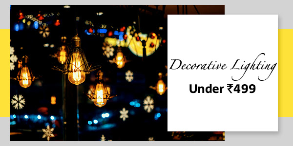 Decorative Lighting under Rs.499