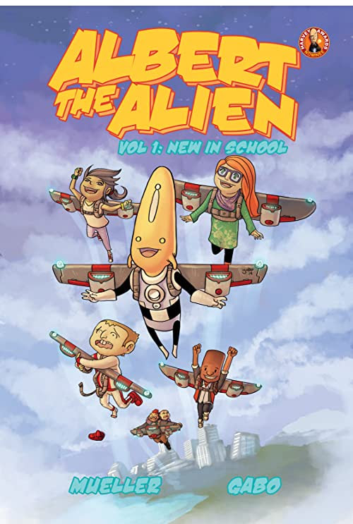 Albert the Alien Vol 1: New in School