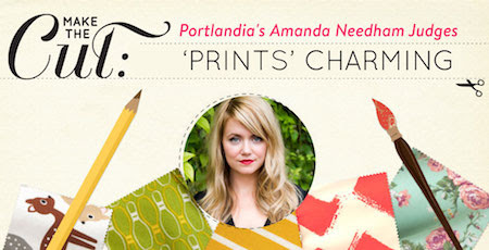 ModCloth Make The Cut Contest: 'Prints Charming'