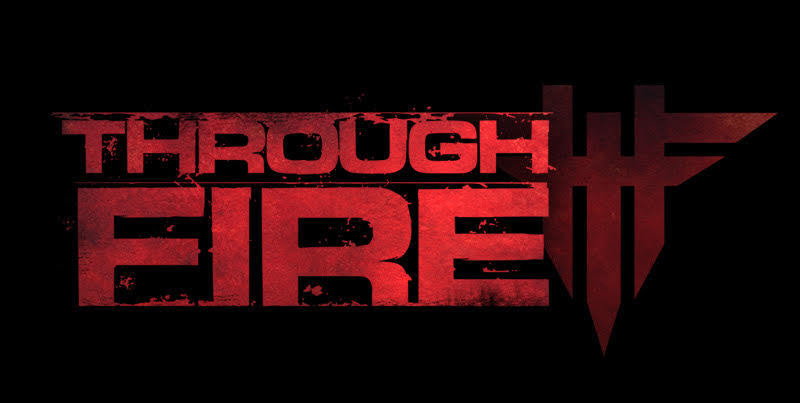 through fire logo