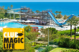 CLUB MAGIC LIFE Waterworld Imperial