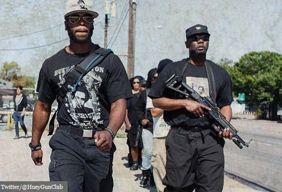 "New Black Panther Leader on Milwaukee Riots: ""This Is a War"""