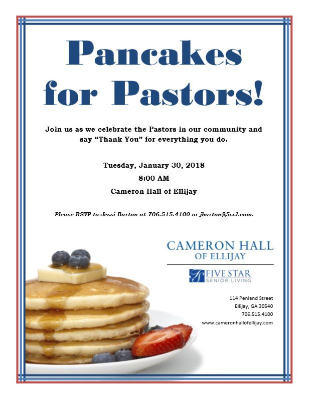 Pancakes for Pastors_