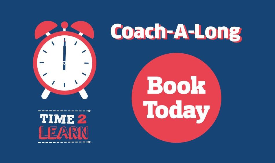 Coach-A-Long Book Today