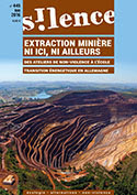 445 - Extraction minière, ni ici, ni ailleurs