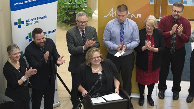 Sylvan Lake gets improved health care