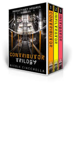 Contributor Trilogy by Nicole Ciacchella