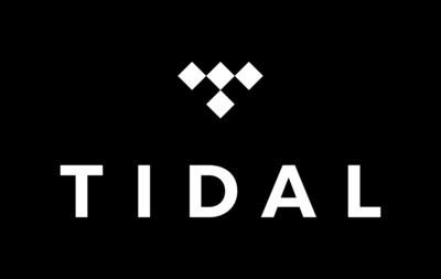 Logo da TIDAL