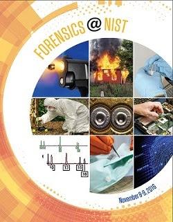 Forensics@NIST Agenda Cover