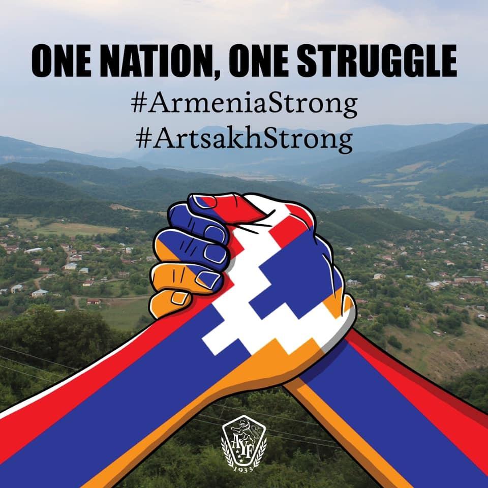 one nation one struggle