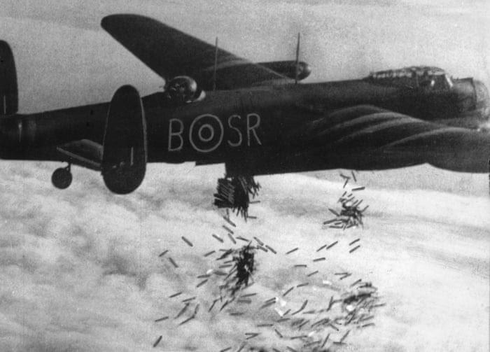 The bombing of Dortmund