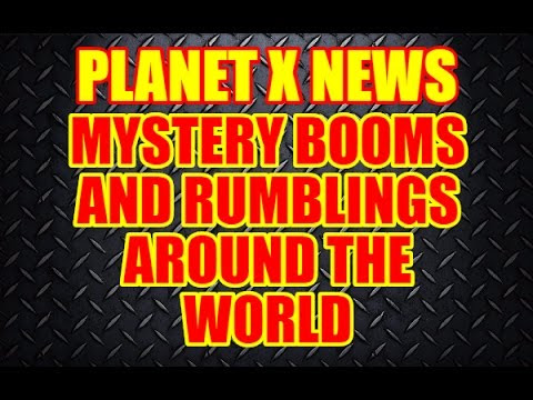 Mystery Booms and Rumblings Around The World  Hqdefault