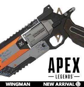 Apex Legends Wingman Pistol