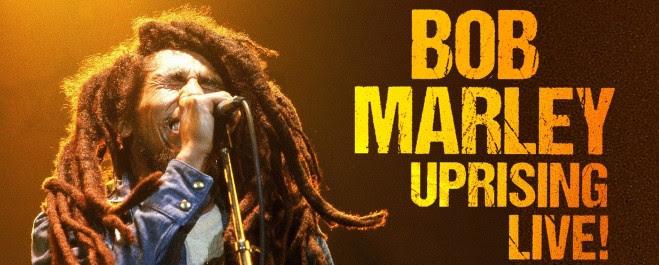 BOB MARLEY 'Uprising Live' dans les bacs !