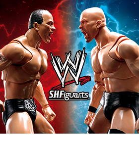 S.H. FIGUARTS WWE