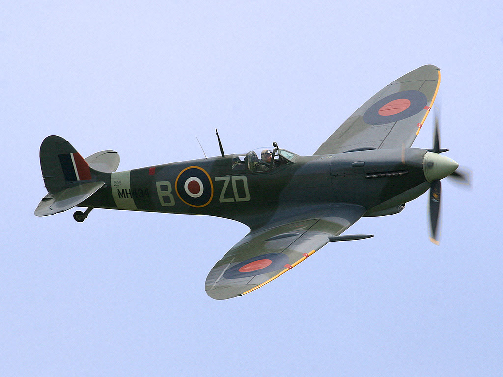 Spitfire documentary soars with nostalgia