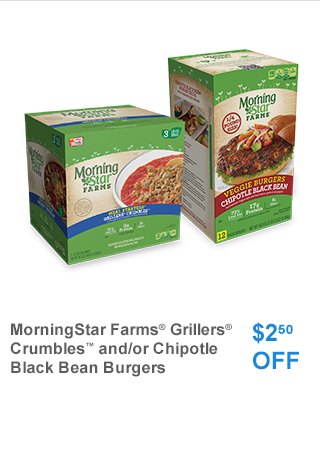Morning Star Grillers