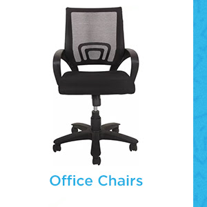 Minimum 50% Off on Office Chairs