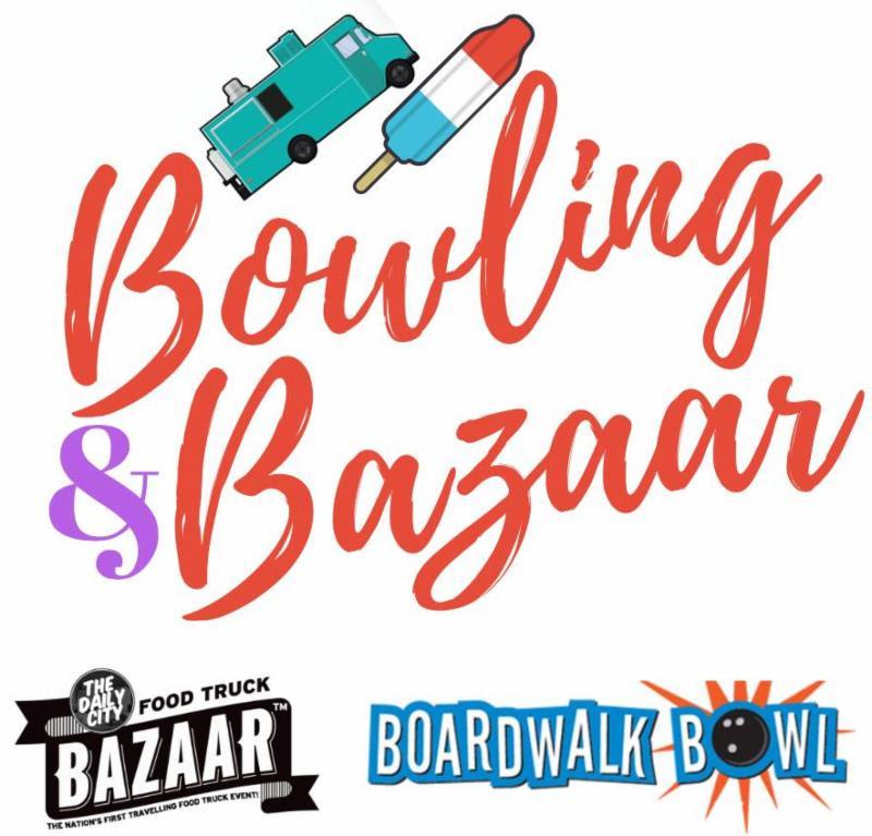 Bowling & Bazaar Logo