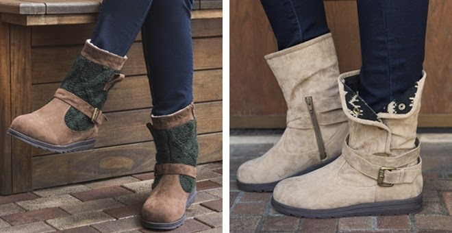 Short Muk Luk Boots + More!