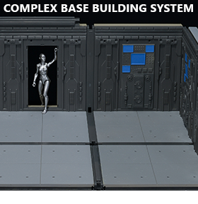 COMPLEX BASE BUILDING SYSTEM