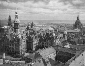 Dresden on the eve of WWII