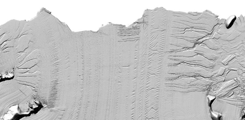 Larsen C Ice Sheet