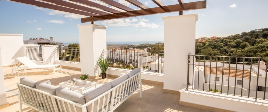 La Floresta apartments and penthouses from 222.000€