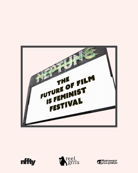 The Future of Film is Feminist Poster