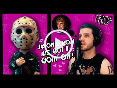 "Ice Nine Kills - Jason's Mom (""Stacy's Mom"" Horror Parody)"