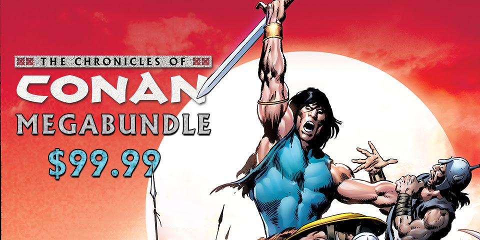 The Chronicles of Conan Megabundle