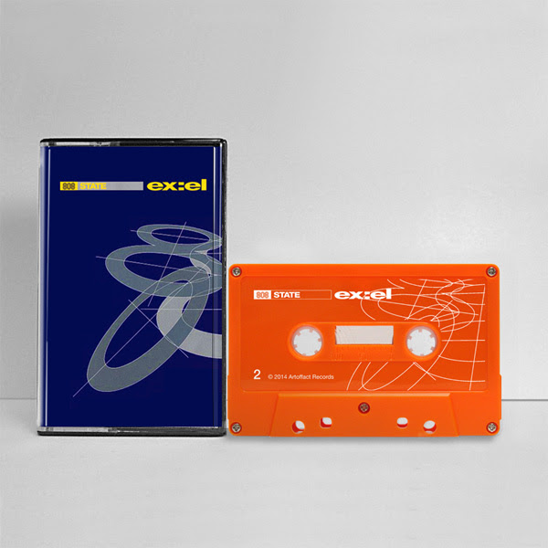 UK acid house pioneers 808 State announce deluxe cassette remasters on Artoffact Records.