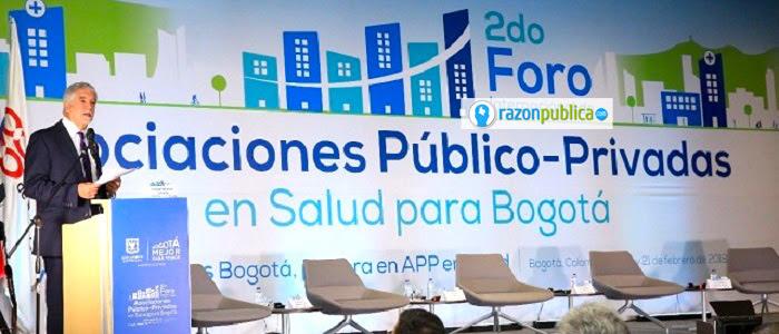 Alcaldía de Bogotá La desaprobación de Peñalosa coincide con el descontento de los bogotanos con el sistema de salud.