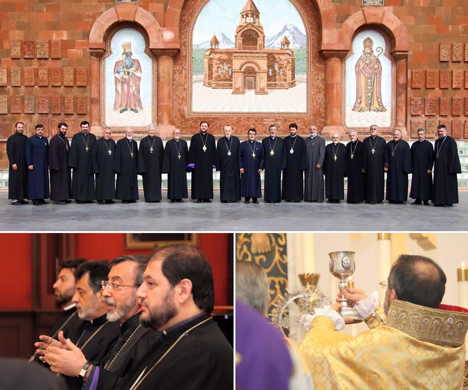 Primate visits Western Diocese