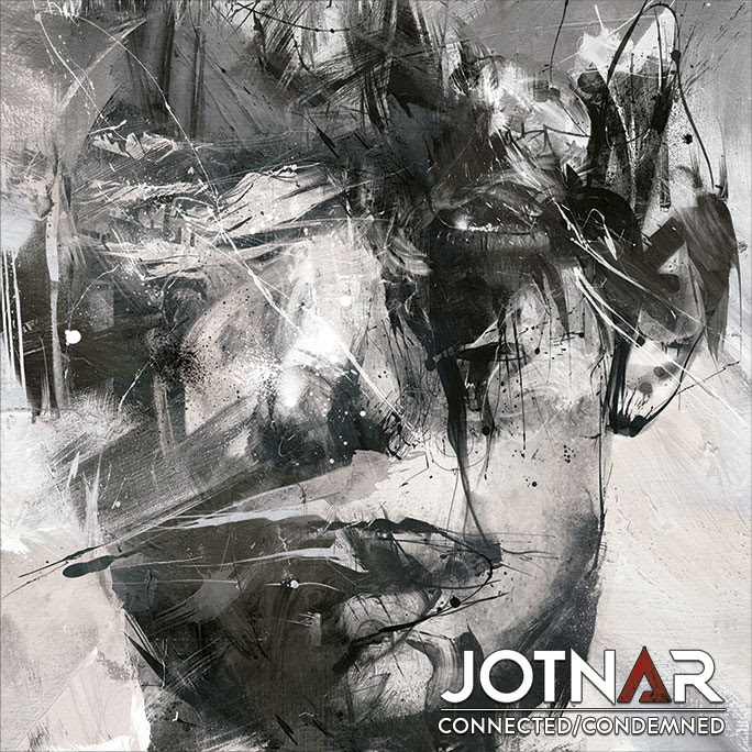 JOTNAR: 'Connected/Condemned' Cover Art, Track Listing Revealed