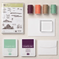 Waterfront Cards Supplies Set