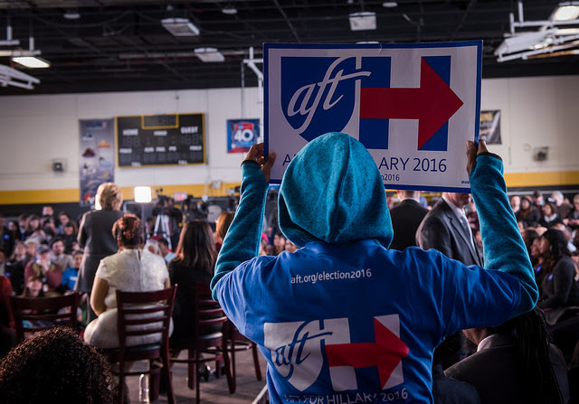 AFT for Hillary