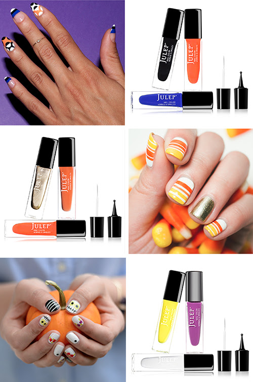 DIY Halloween Polish Sets + Pl...