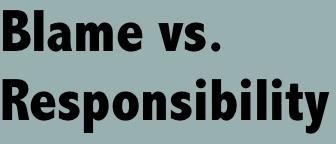 blameresponsibility