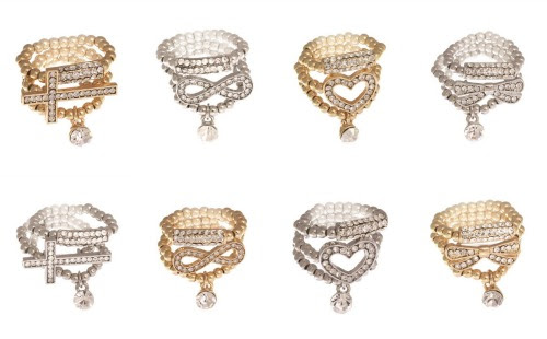Fashion Friday: Stackable Ring...