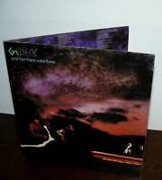 GENESIS ..AND THEN THERE WERE THREE...LP ITALY I^ PRESS