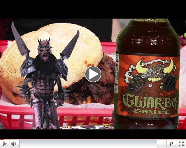GWAR BQ 2014 Commercial - Dave Brockie Memorial Info