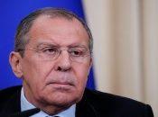 El ministro de Exteriores de Rusia manifestó su molestia ante la  injerencia de Estados Unidos en los asuntos comerciales de Rusia.
