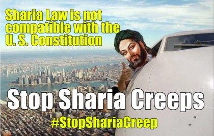 Stop Sharia Creeps 2