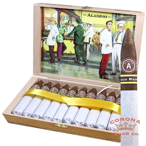 Image of Aladino Reserva Figurado Cigars