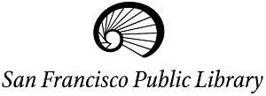 Image result for sf public library logo