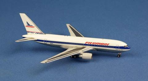 Boeing 767-200 Piedmont N603P | is due: August 2019